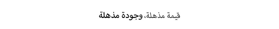 Amazing Value_Arabic_964